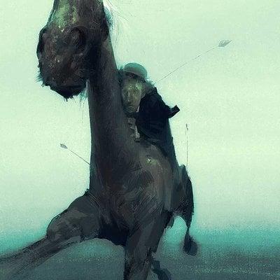 Sergey kolesov cowboy