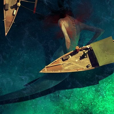 Sergey kolesov mermaid sharpen