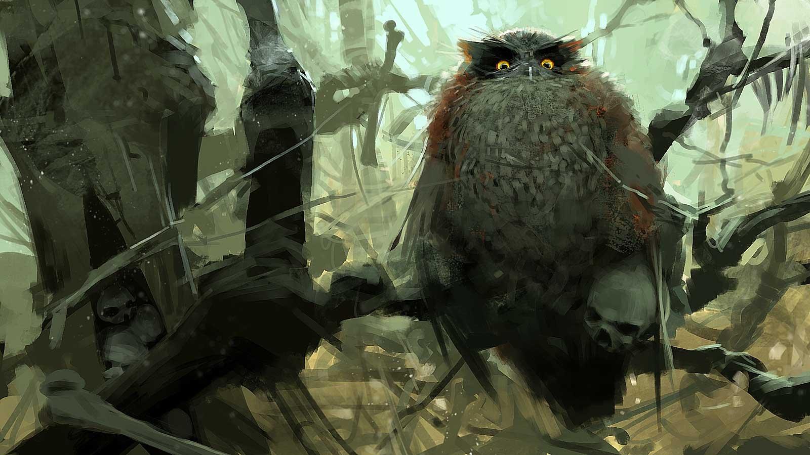 Sergey kolesov owl