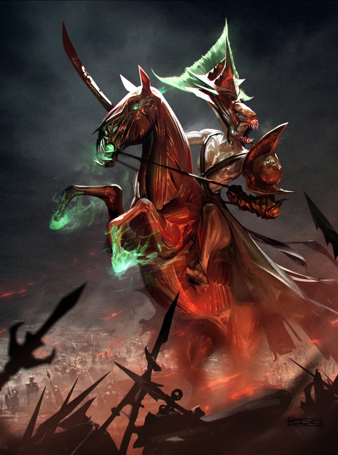 War gods of armageddon rise of robo maria - 3 2