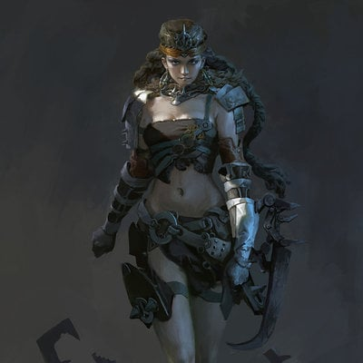 Fenghua zhong warrior
