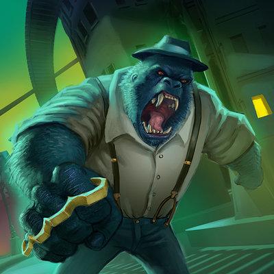 Scott altmann maurice gorillab 1000