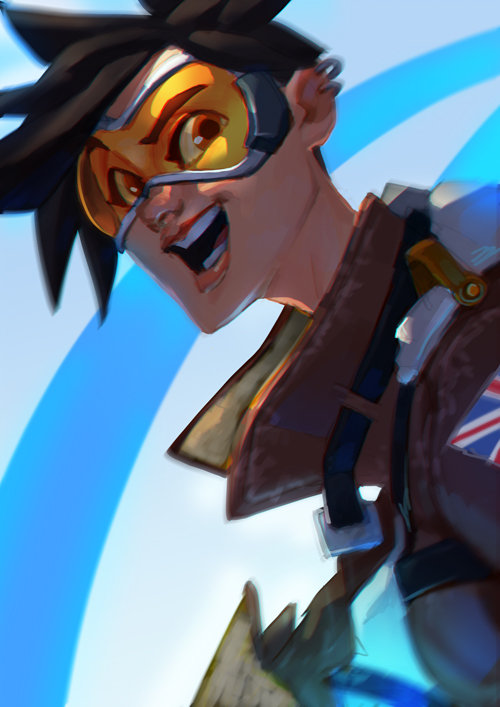 Max grecke overwatch tracer