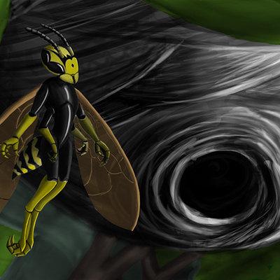 Vincent chiantelli waspgirl