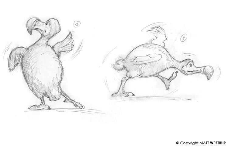 Character ark dodo 05