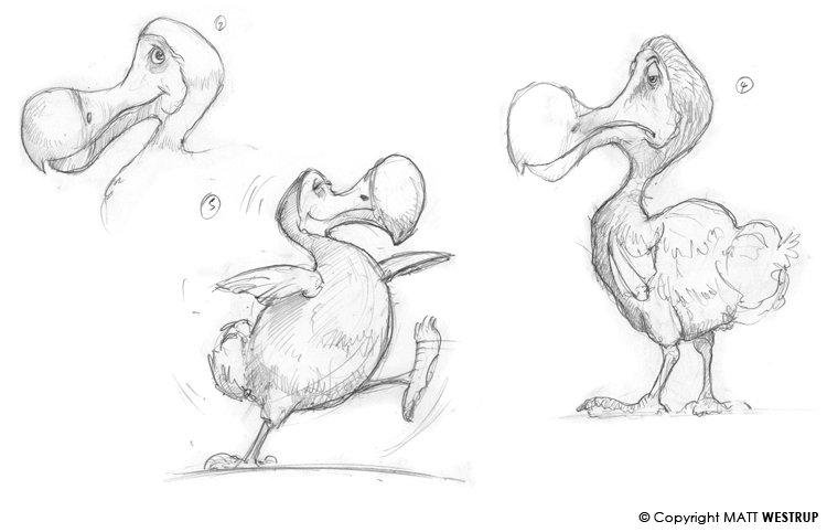 Character ark dodo 02