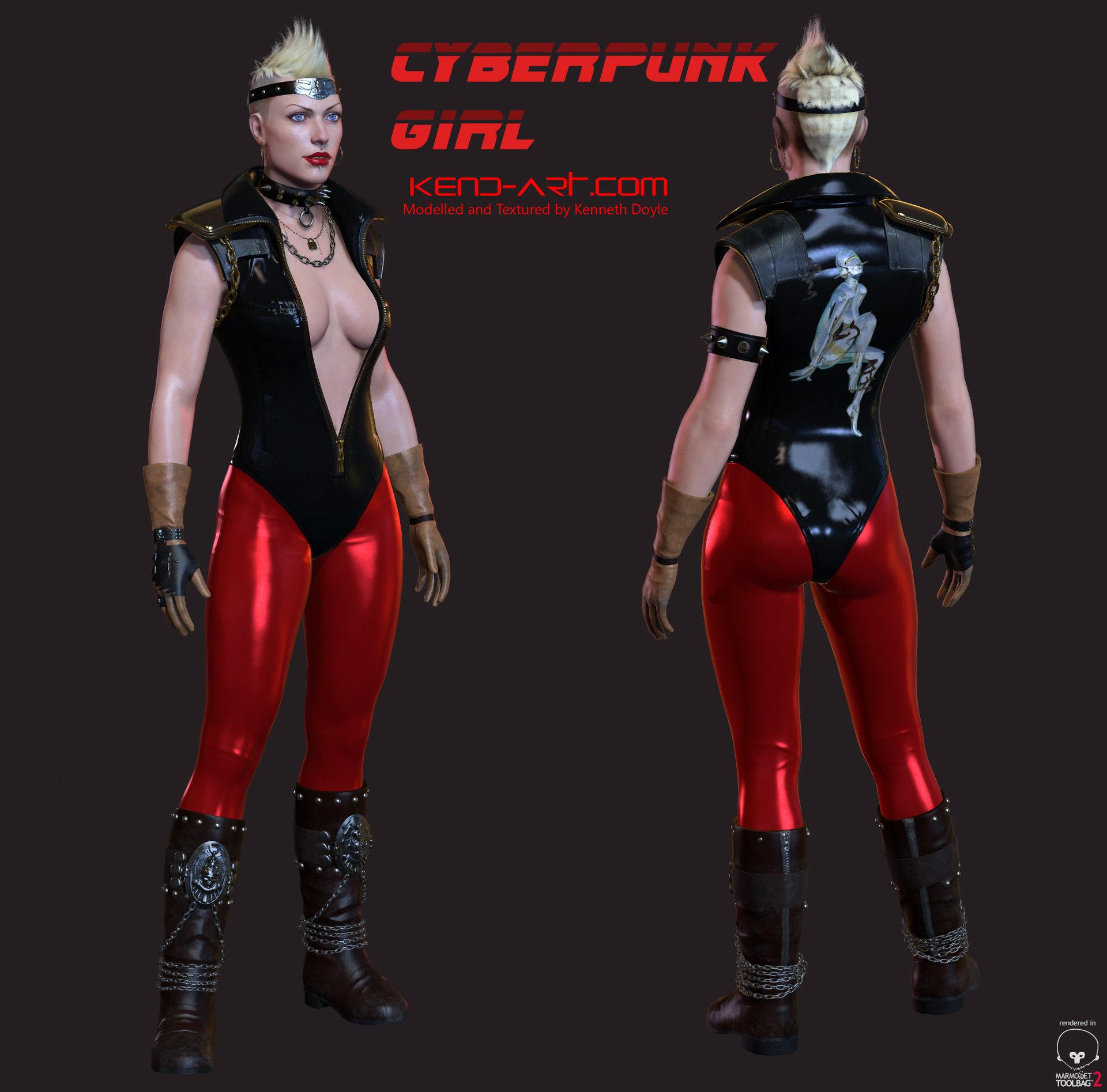 Kenneth doyle cyberpunk6