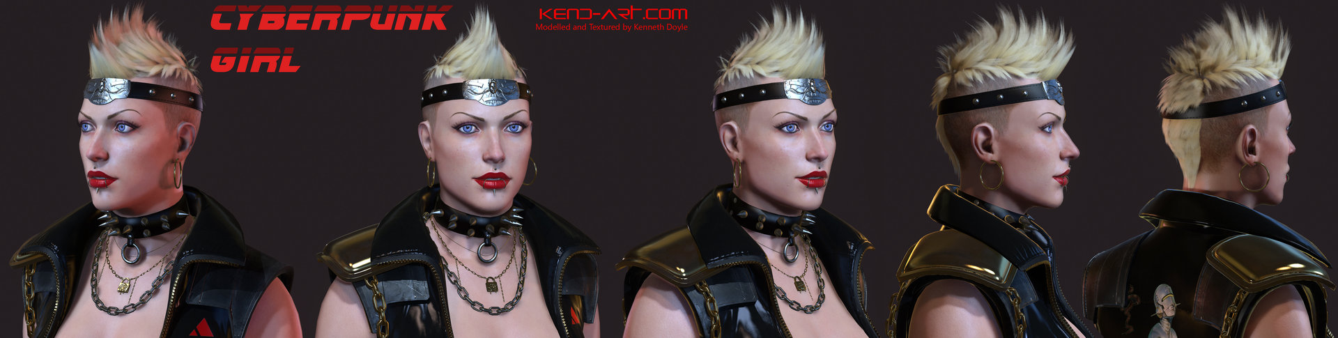 Kenneth doyle cyberpunk2x