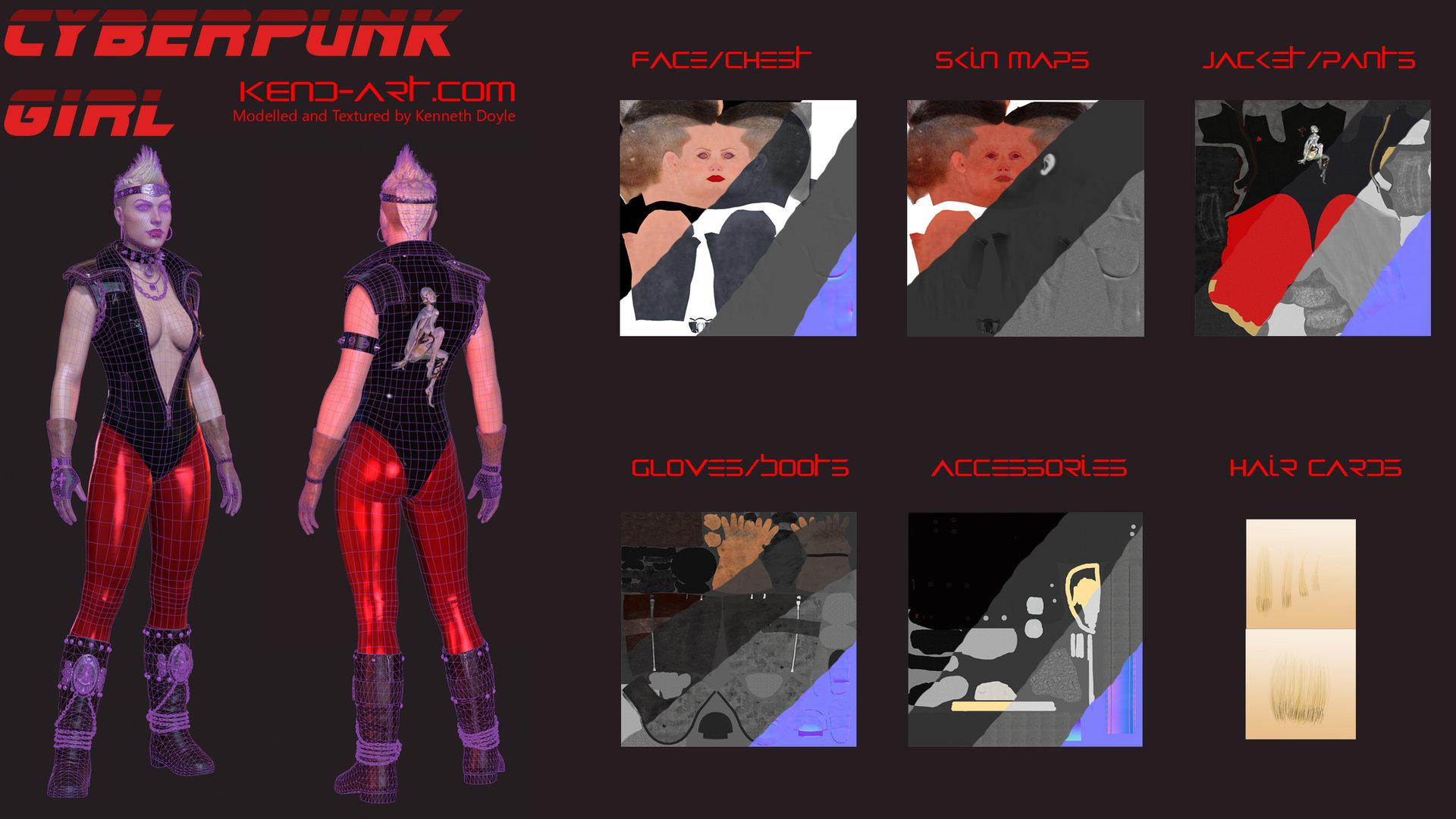 Kenneth doyle cyberpunk8