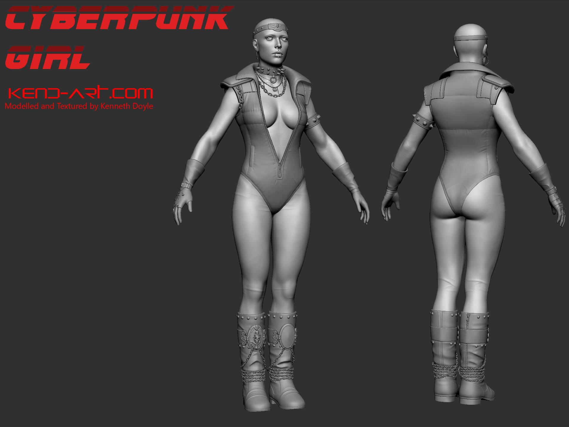 Kenneth doyle cyberpunk5