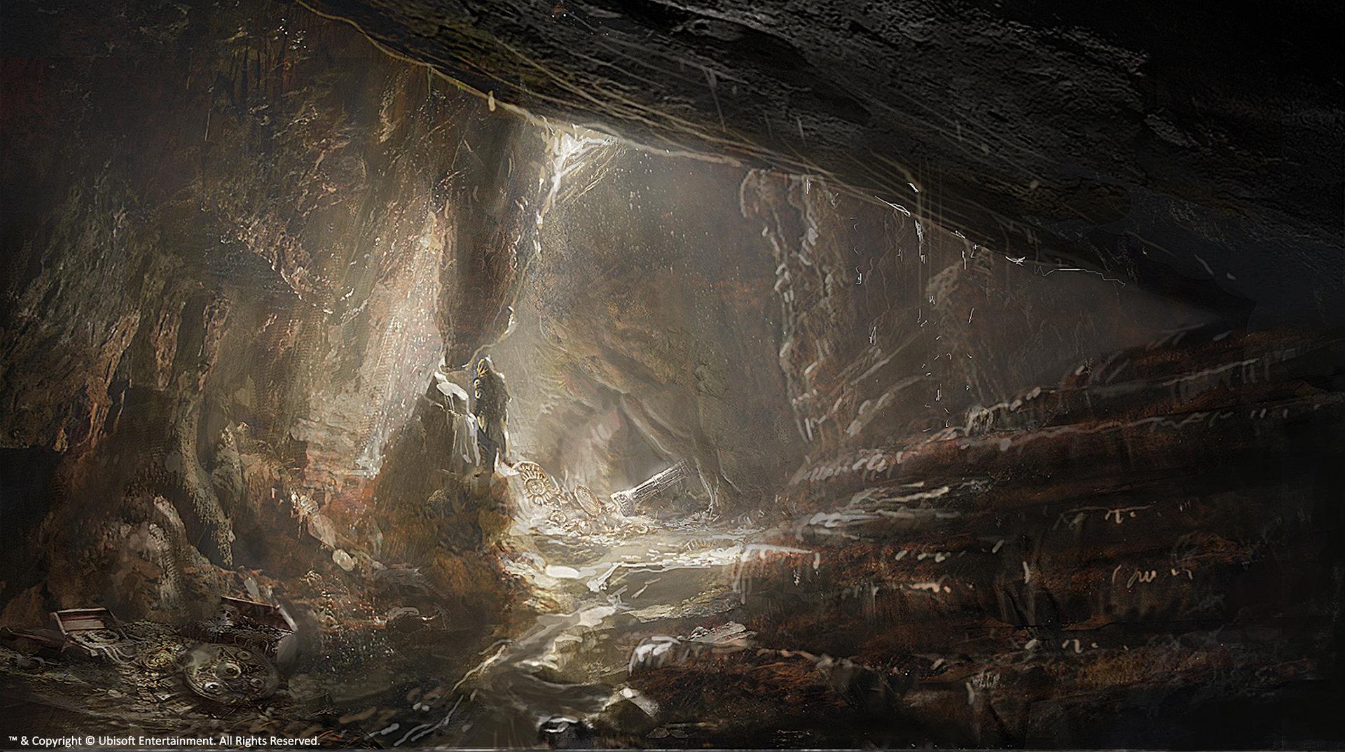 Artstation Assassin S Creed 3 Concept Art Oak Island S