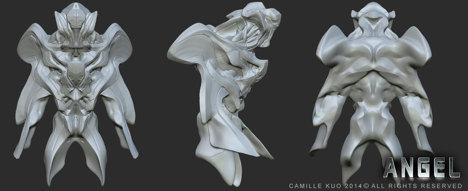 Camille kuo angel turnaround camillekuo
