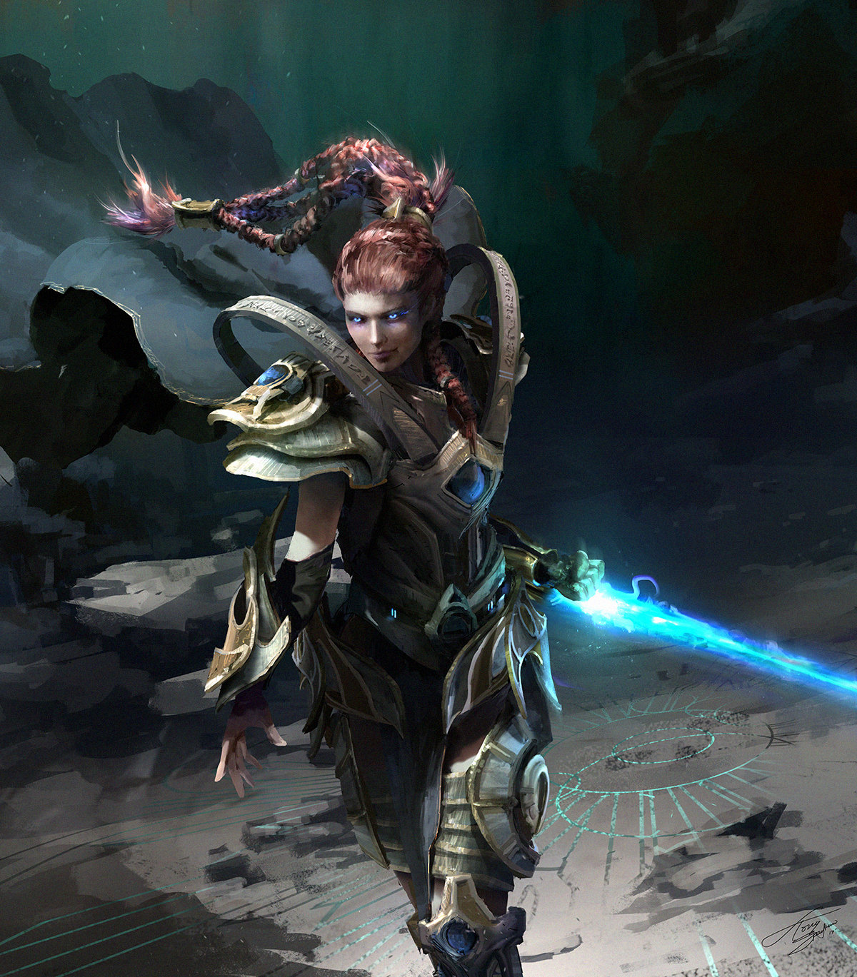Queen of blades, Aleksei Grechenyuk | Starcraft, Starcraft