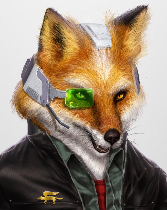 Josh matts char fox b1