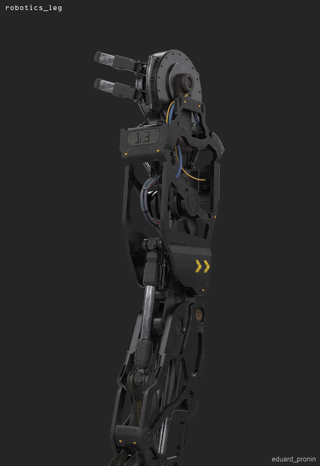 Eduard pronin leg texture2