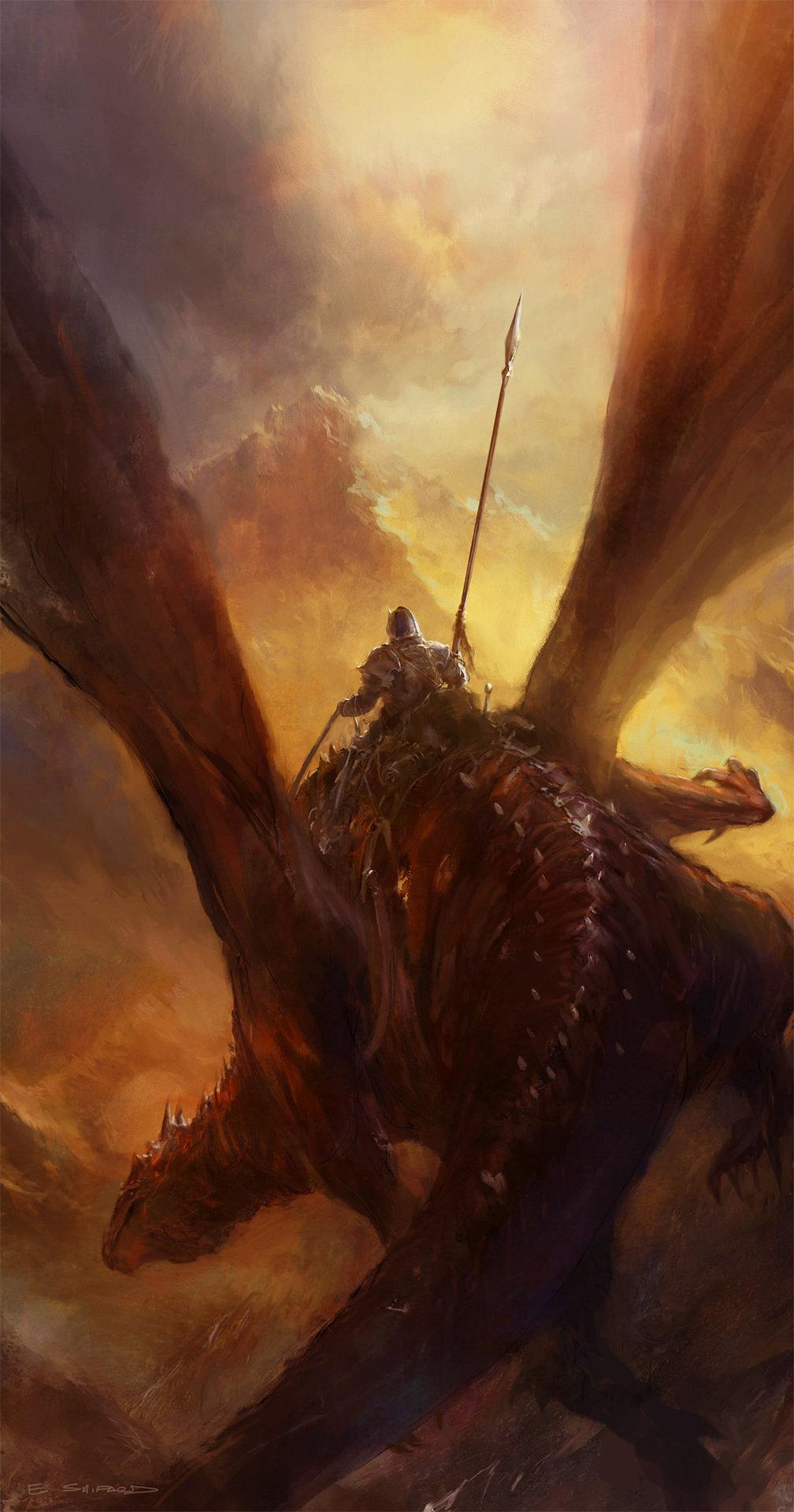 Ev shipard dragonrider