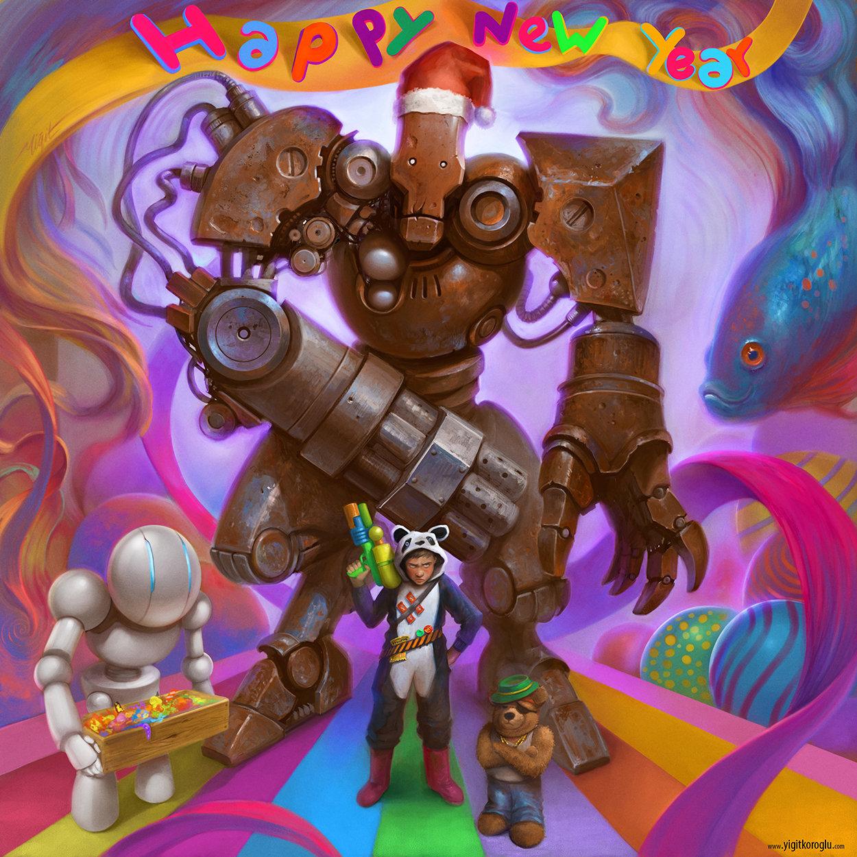 Yigit koroglu happy 2015fb