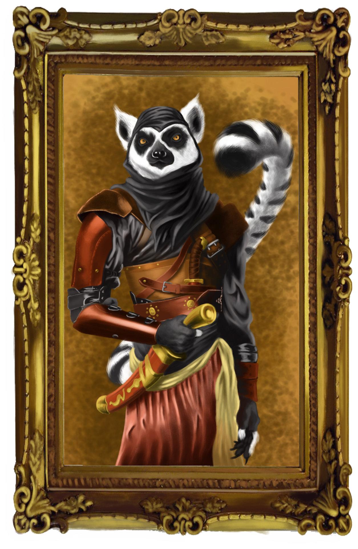 Daniel hidalgo vicente lemur marco