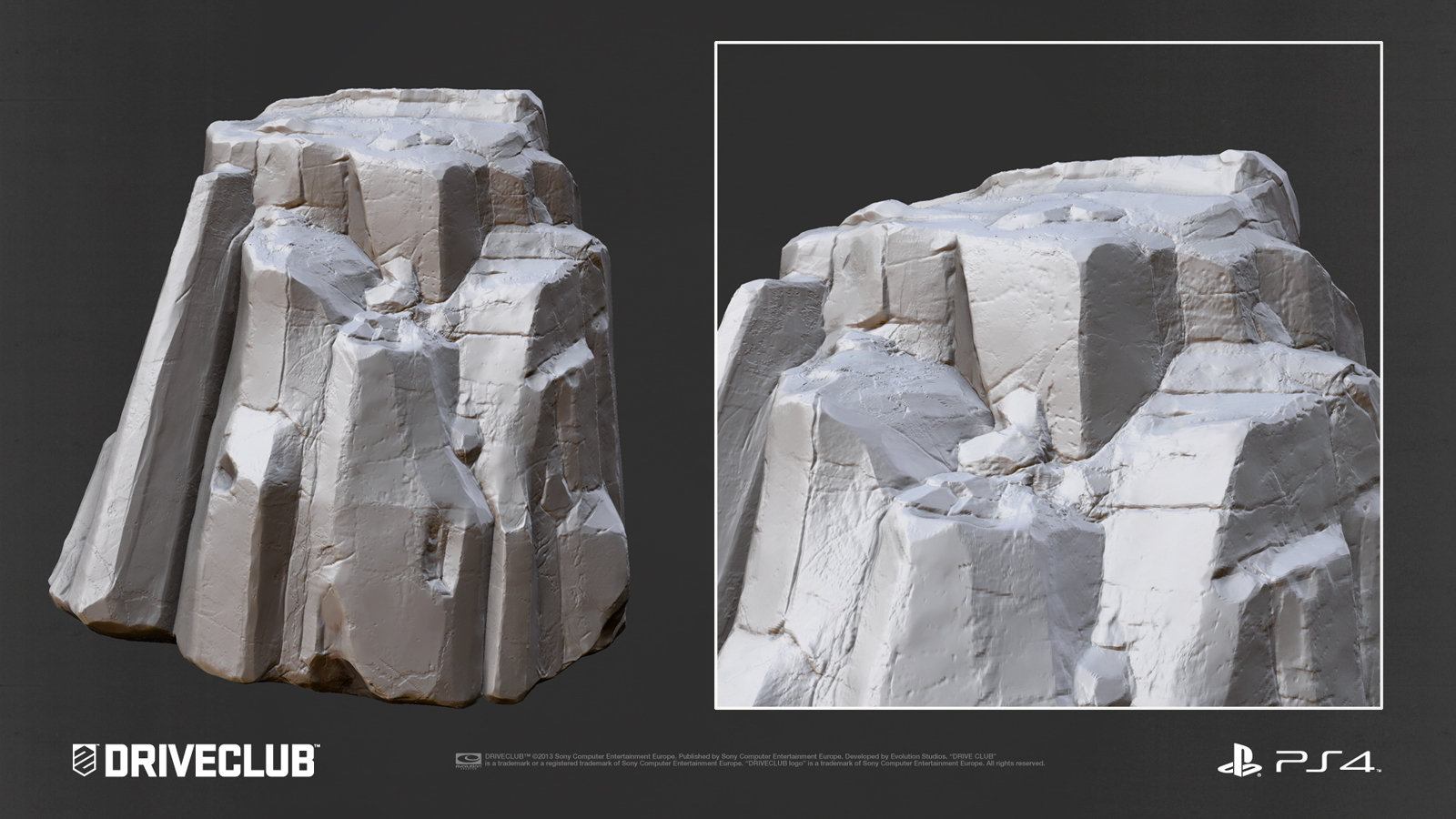 Zbrush Rock Sculpt 1