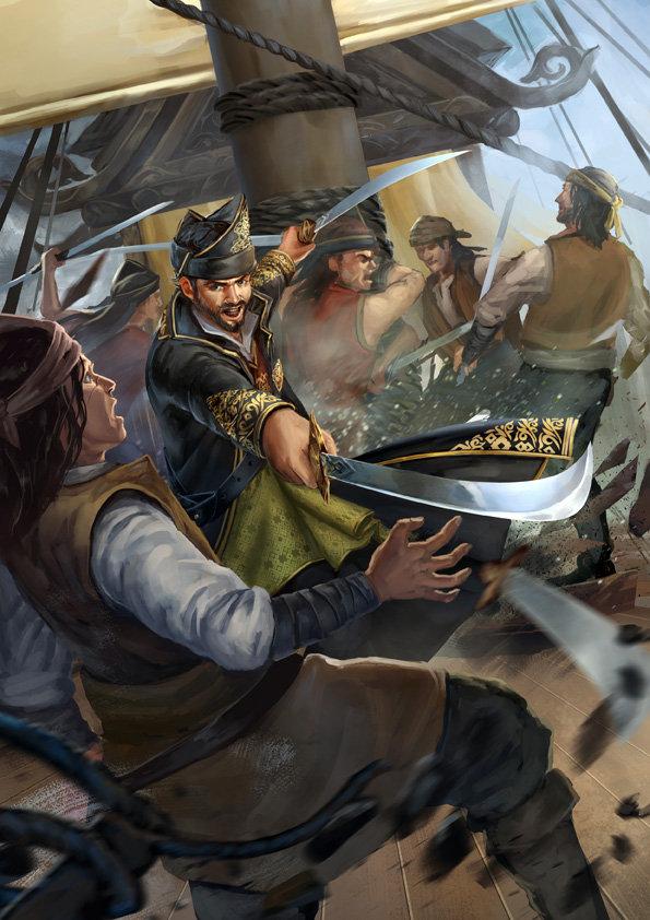 организации картинка в прошлой жизни я была пираткой рисунки могут стать