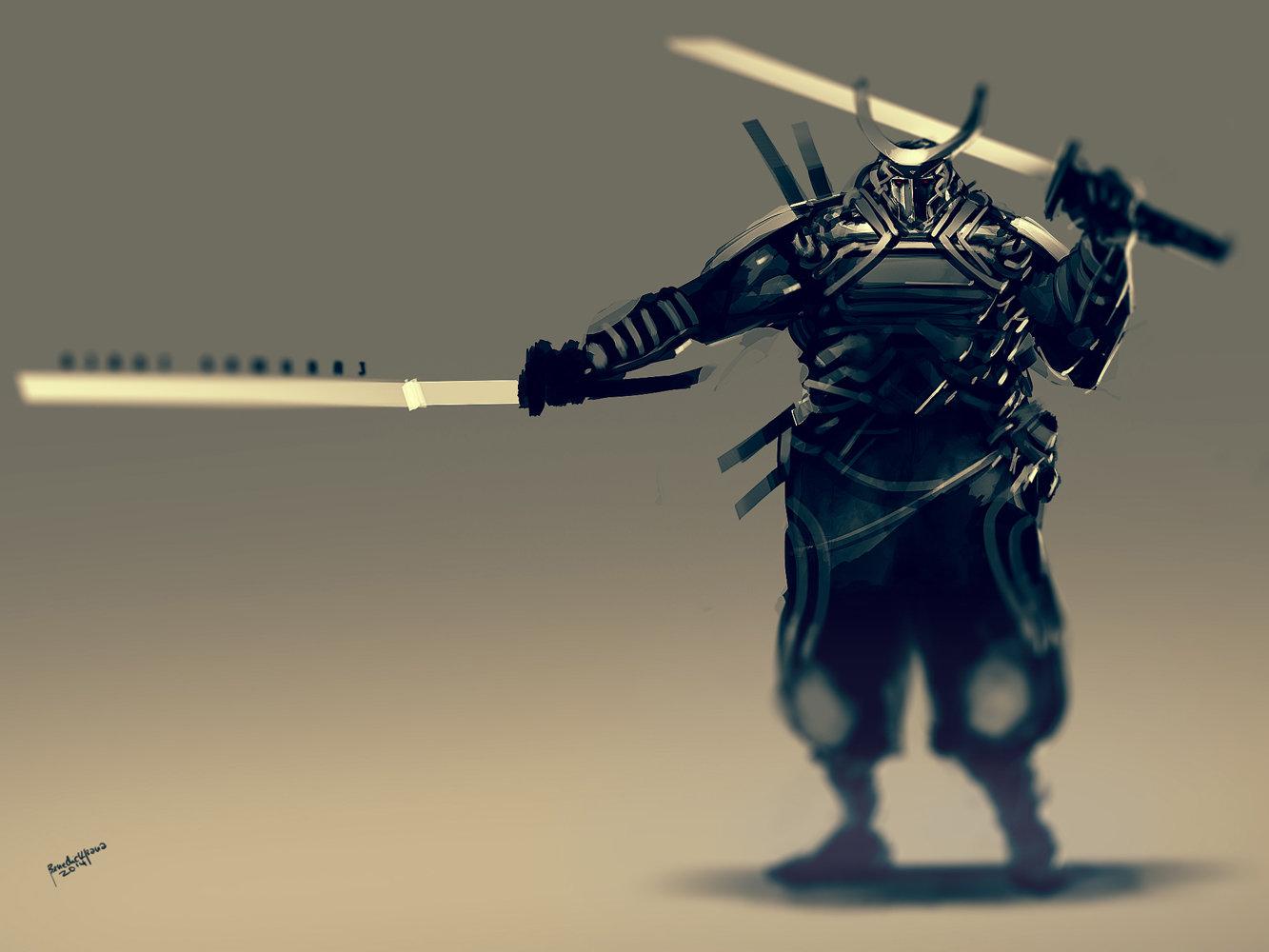 Benedick bana giant samurai2 lores