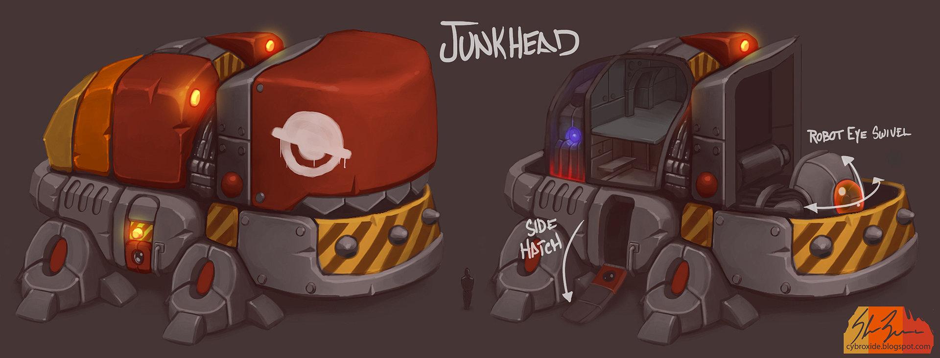 The Junk Head