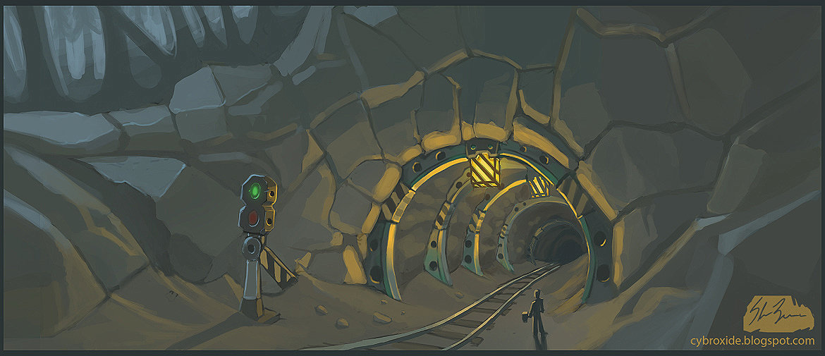 Starbond Railroad Mine