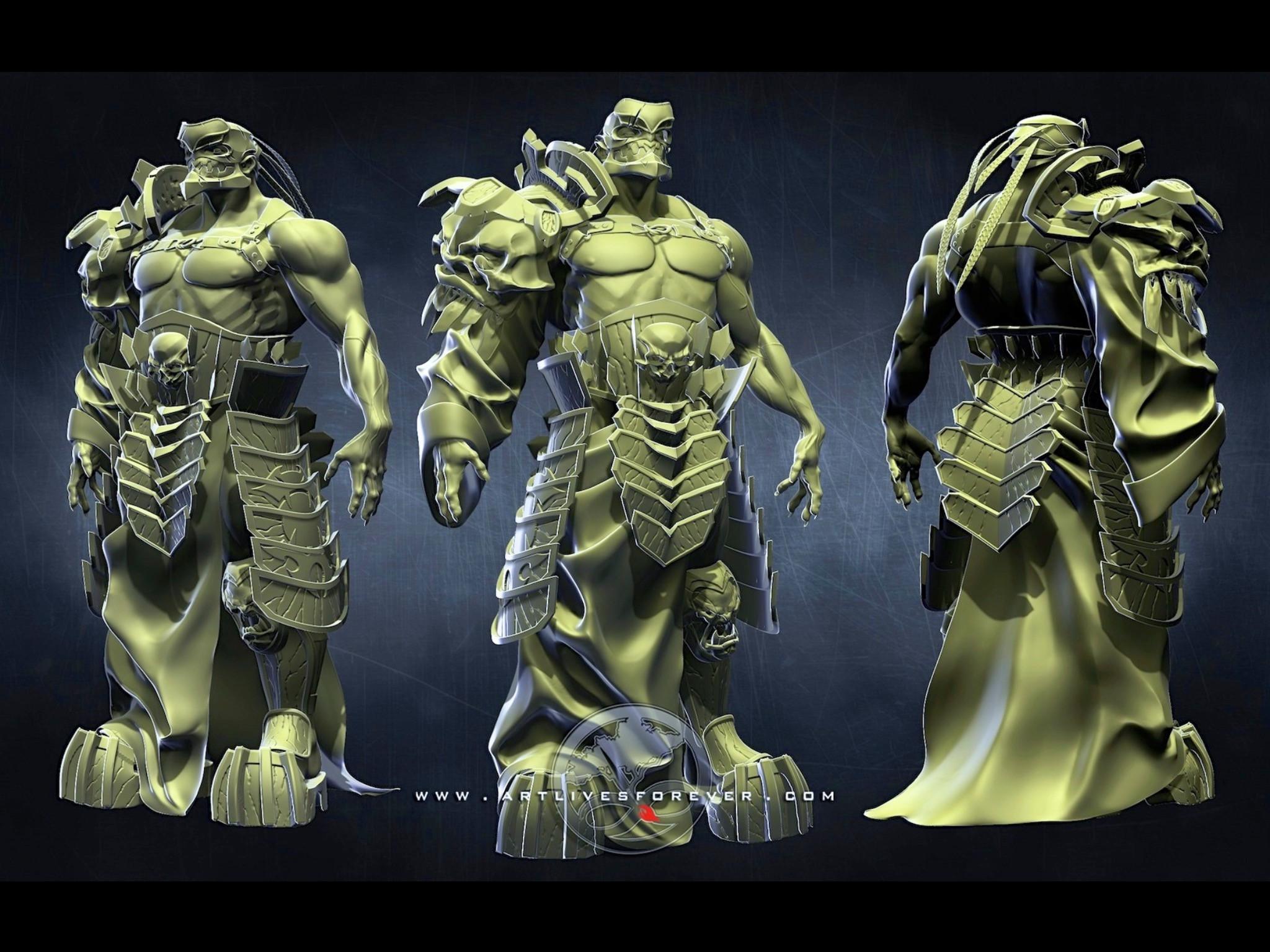 Urbaine's Orthos www.artlivesforever.com