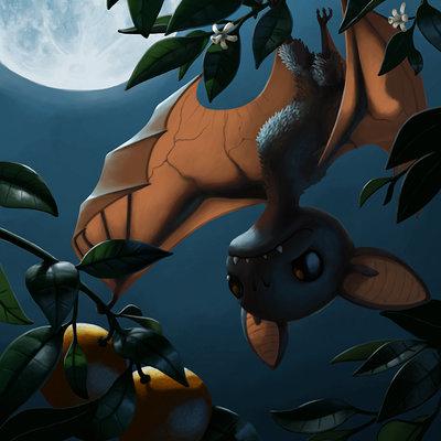 Andrew mcintosh 2011 07 bat fruit