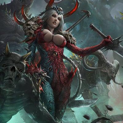 Zeen chin byrdy confidant of satan