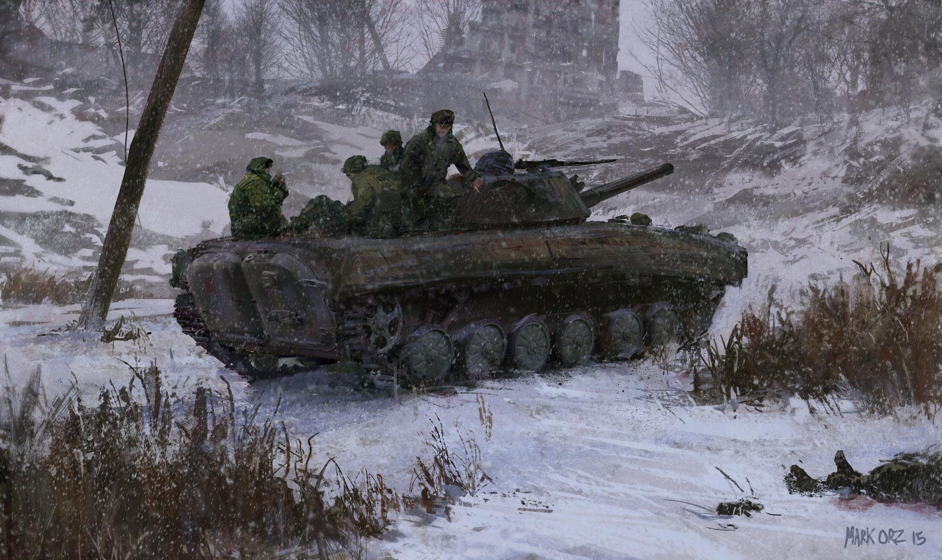 Mark orzechowski markorz snowtank big