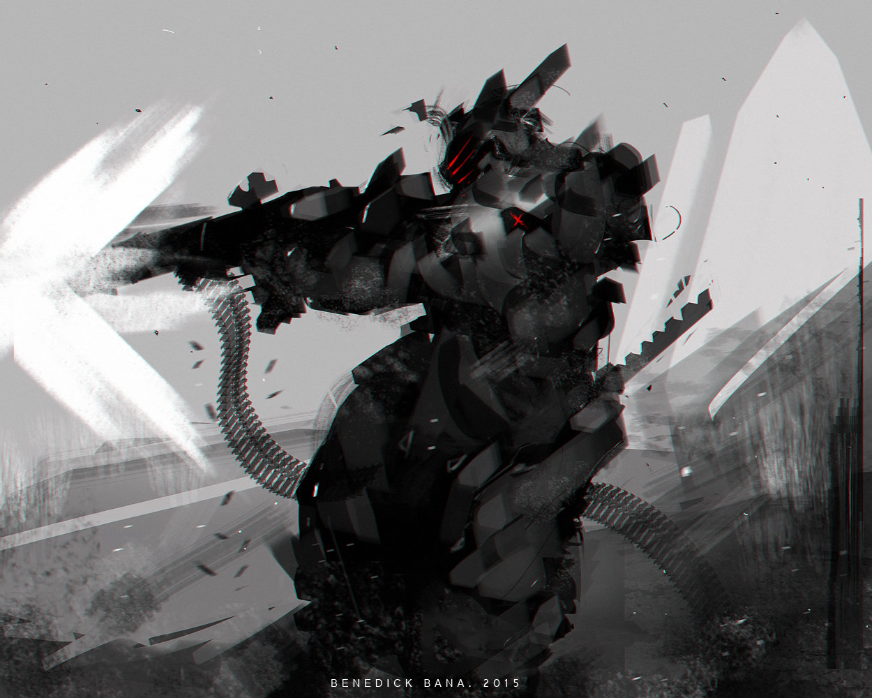 Benedick bana rush final lores
