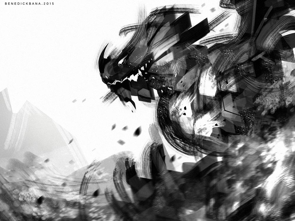 Benedick bana cool dragon lores
