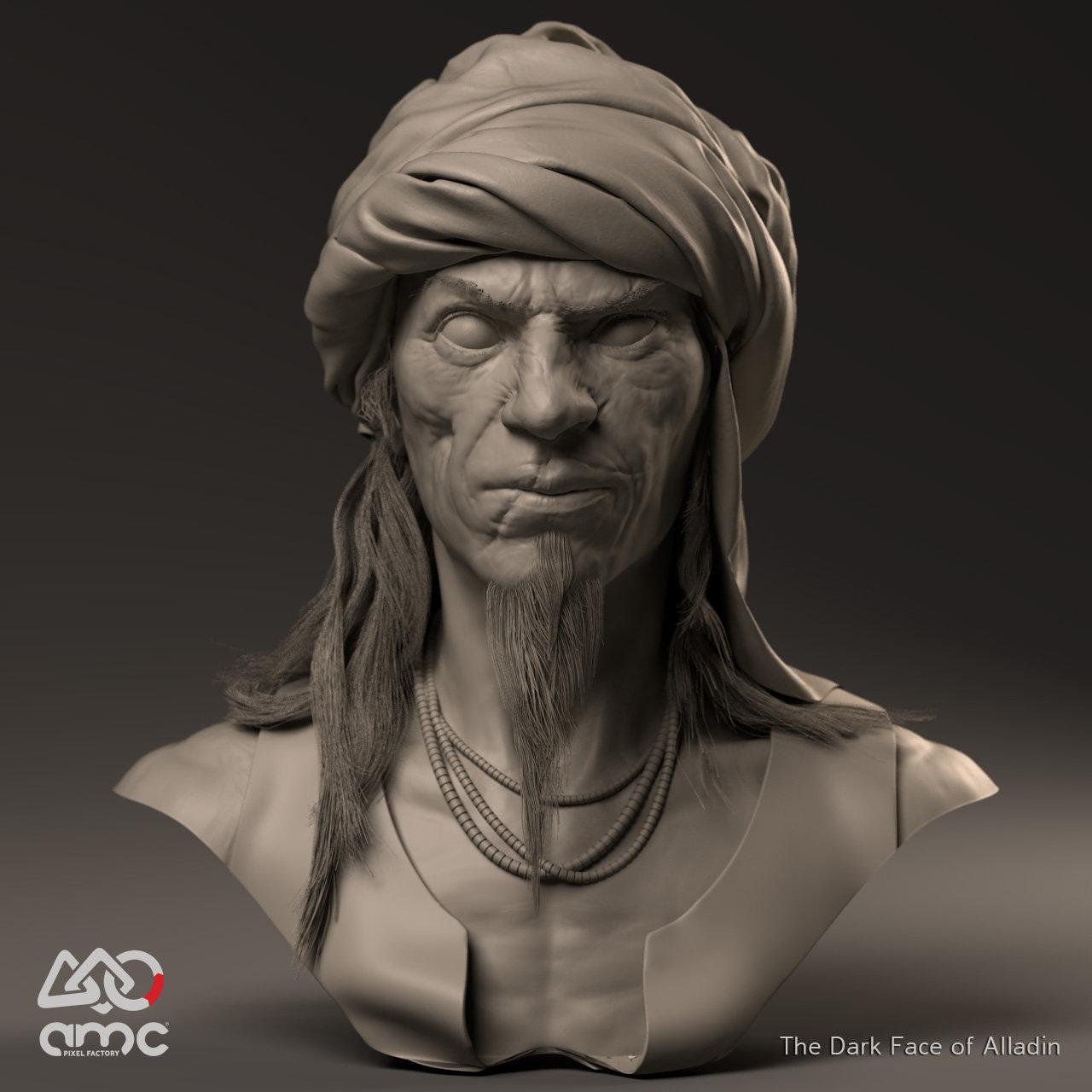 Sorin lupu the dark face of alladin 01
