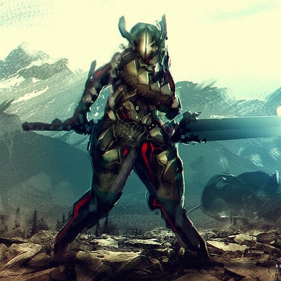 Benedick bana gear knight color2 lores