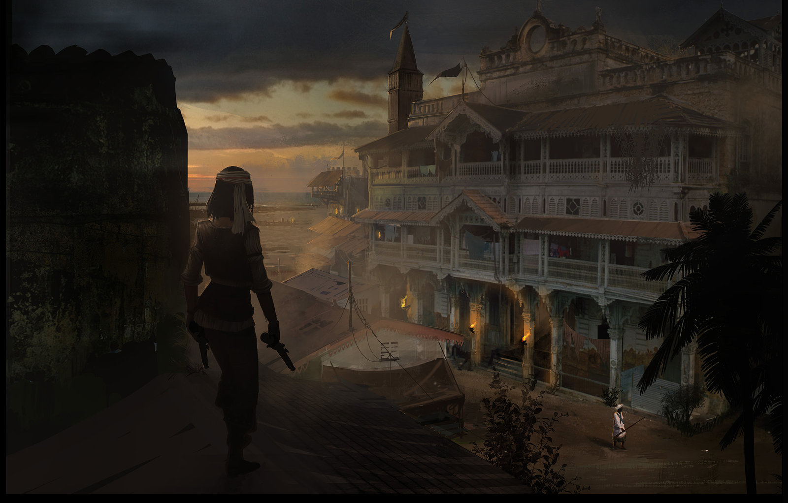 Assassin's Creed IV Black Flag /// Zanzibar