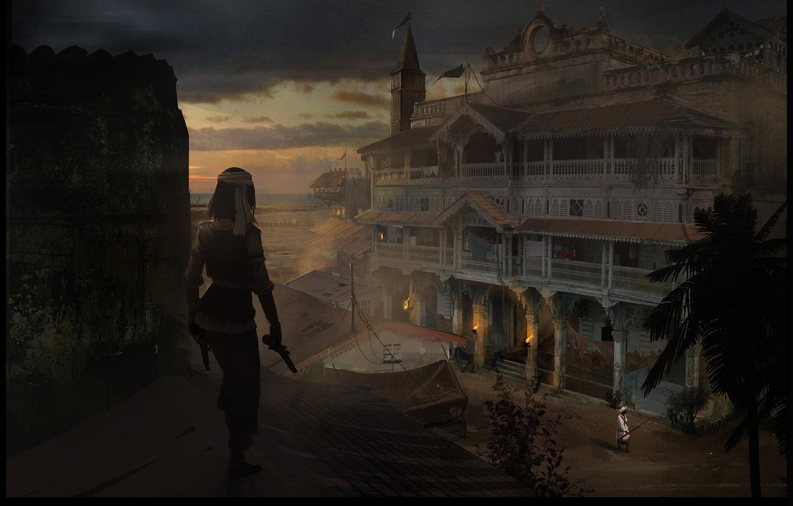 Assassin's Creed IV Black Flag /// Zanzibar
