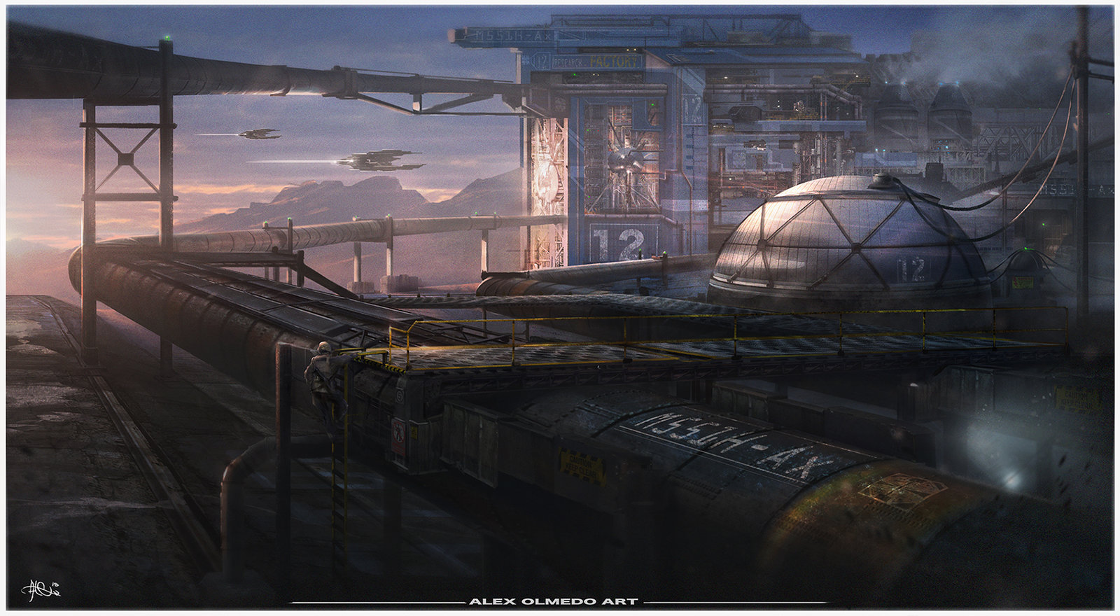 Future Research Factory