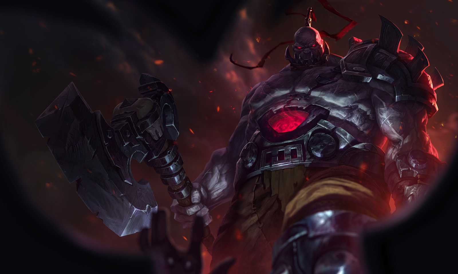 Sion, the Undead Juggernaut