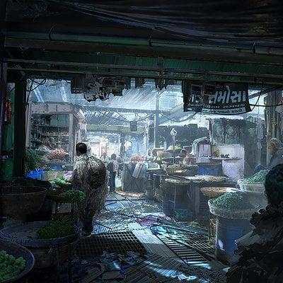 Finnian macmanus underground market