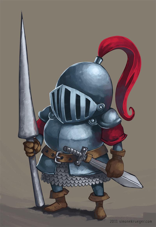 Рыцарь картинка прикольная