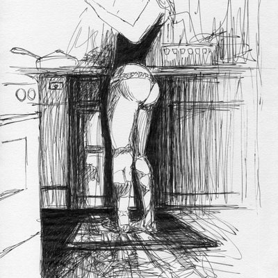 Albert wint kitchen