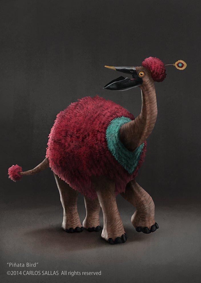Piñata Bird (Pinhata Bird)