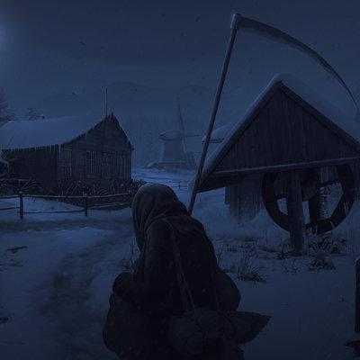 Pavel proskurin winter