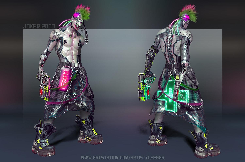 Adrian Bilozor Cyberjoker