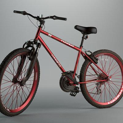 Bryan tenorio mountainbike