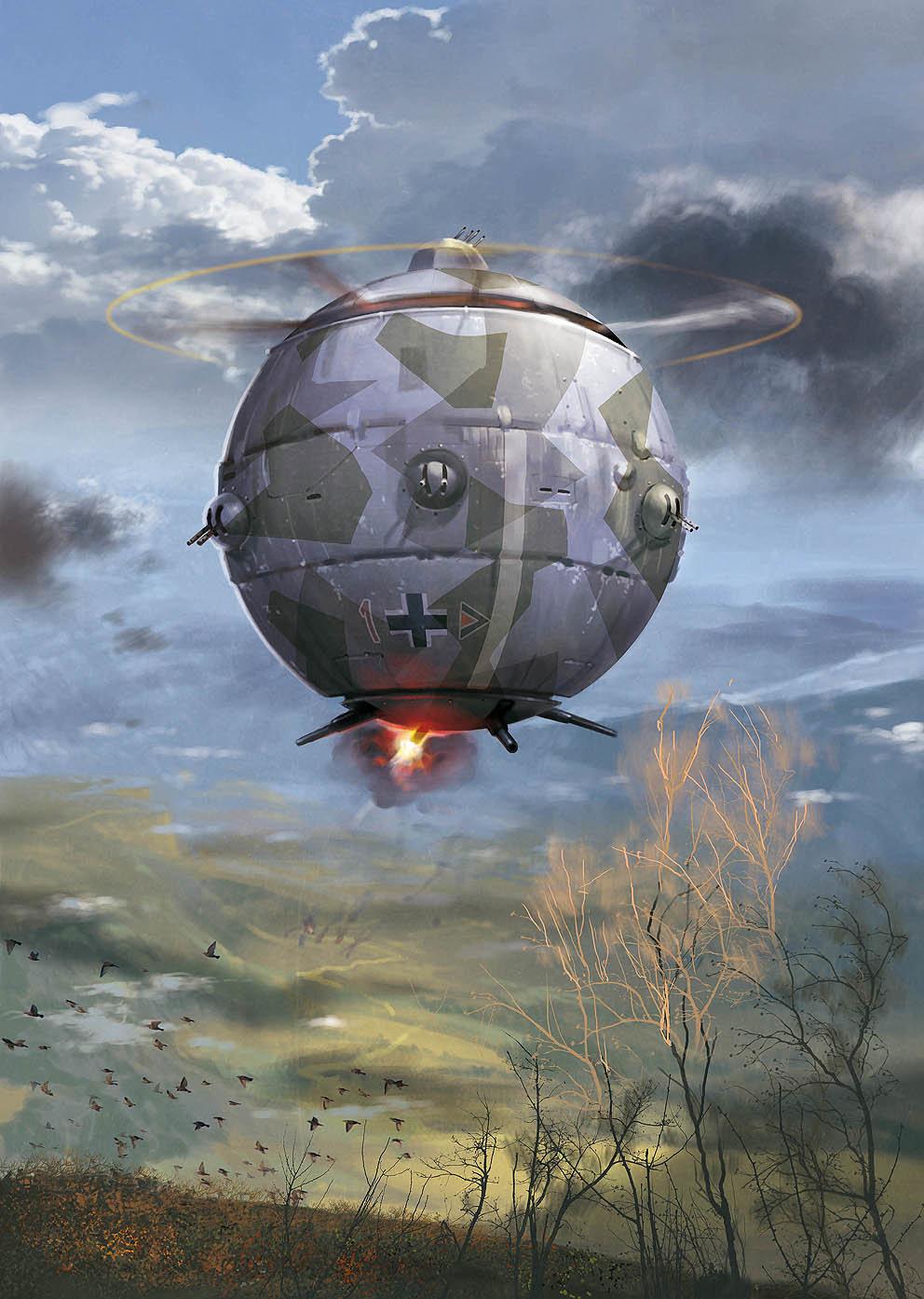 Combat concept 4