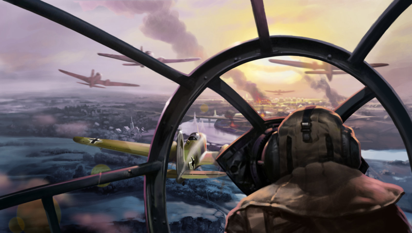 Combat concept 7
