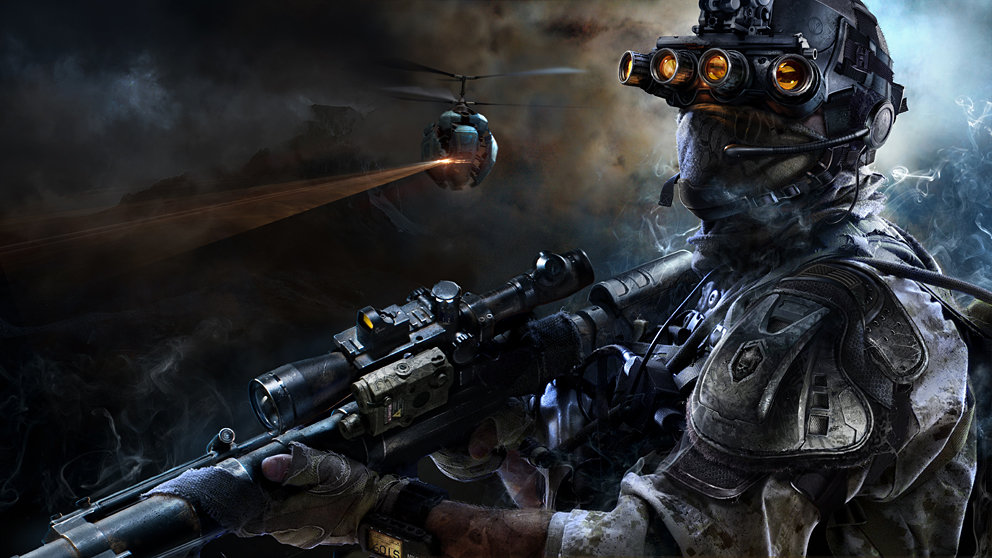 Sniper Ghost Warrior 3 promo art.                 Copyrights by CI Games 2015