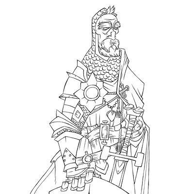 Max haig knight